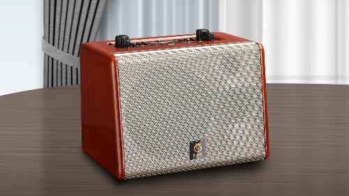 K歌神器爵士龙F4背包家用音响系列!超清音质搭配质感设计外观